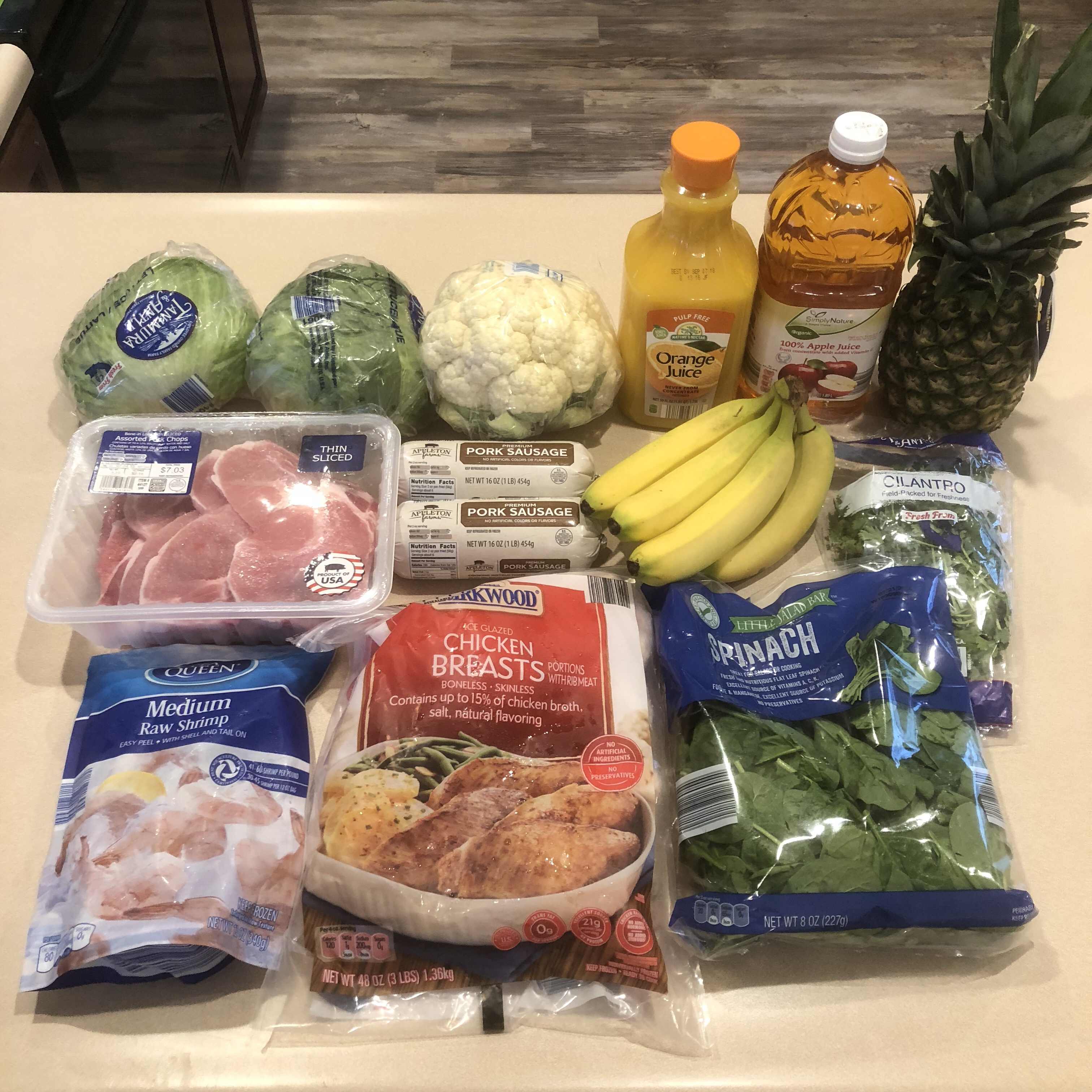 Meal Plan and Grocery List for Week of July 15th - Lick Your